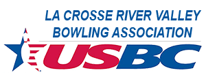 La Crosse River Valley Bowling Association Logo